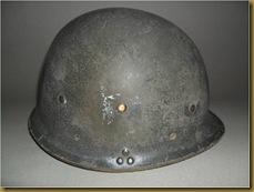 Helm bakelit - kanan