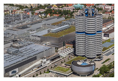 Giga München - BMW-Center