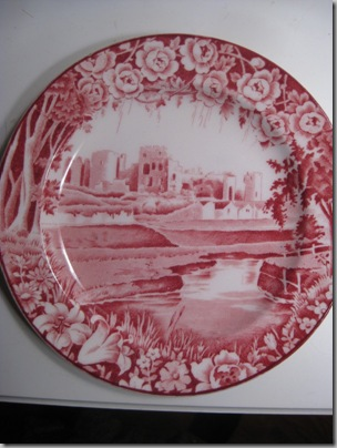 caerphilly_castle plate
