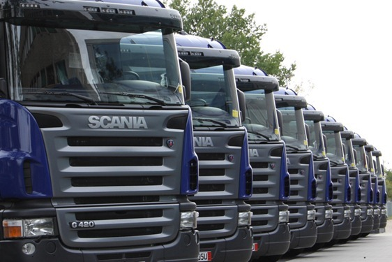 Camiones Scania Serie G