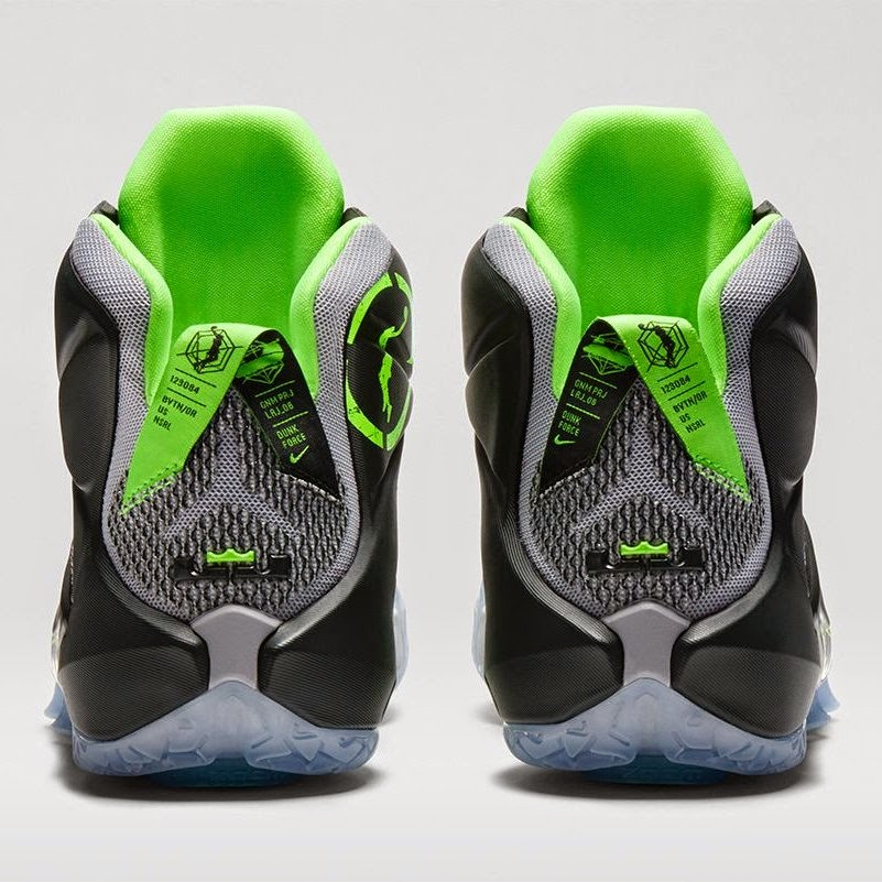 87d3a47277ce ... Nike LeBron 12 8220Dunk Force8221 Official Look and Release Information  ...