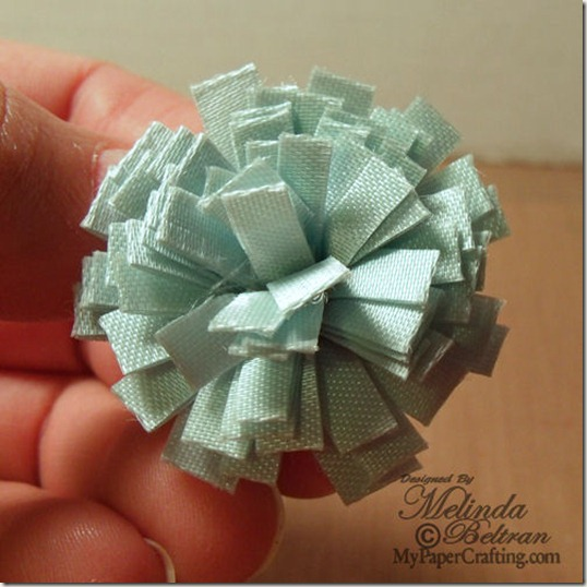 finished ribbon flower-500