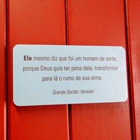 Museu Casa Guimarães Rosa - Banheiro Masculino