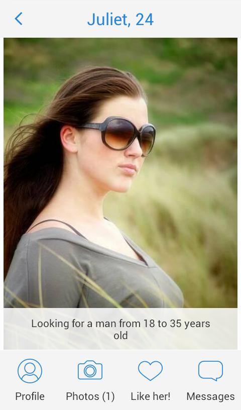 Meet-me - Networking, Dating- screenshot