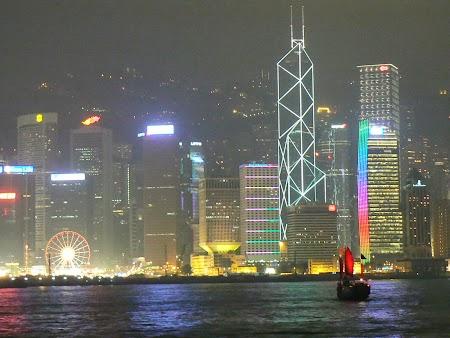 Hong Kong noaptea