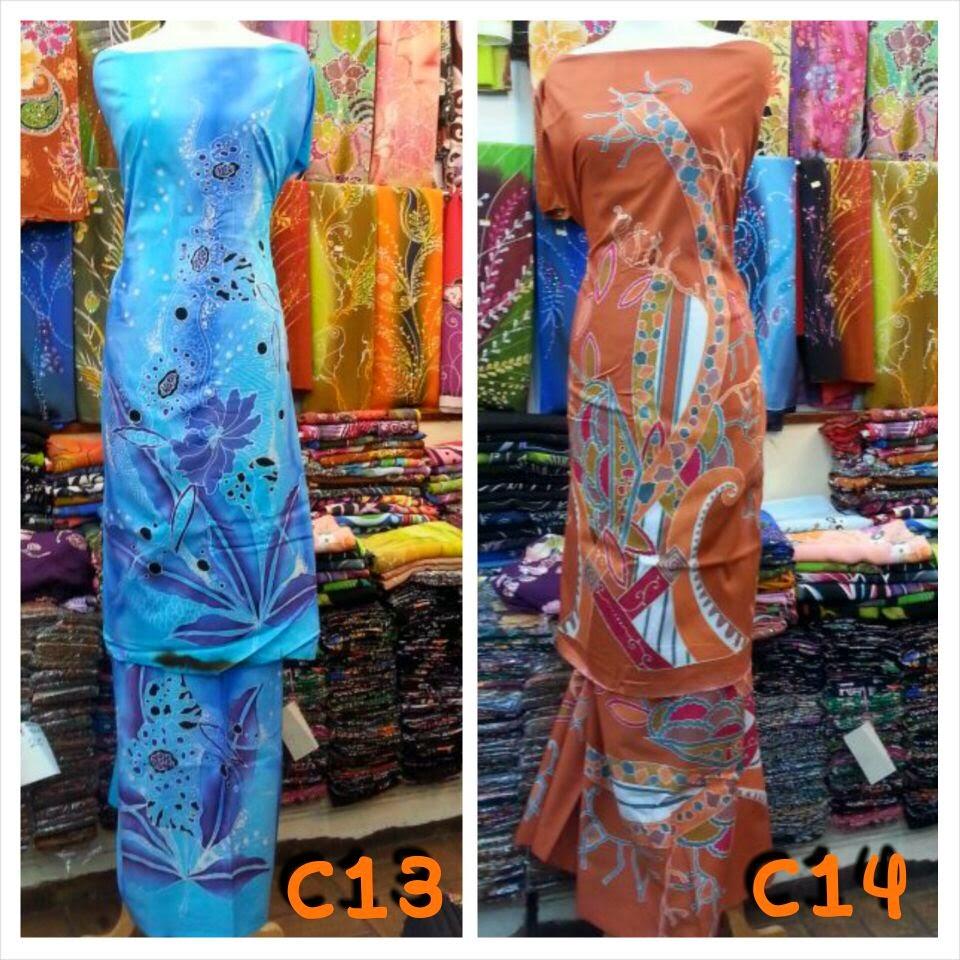 Batik Sutera Terengganu: Promosi Batik Lukis Span Cotton