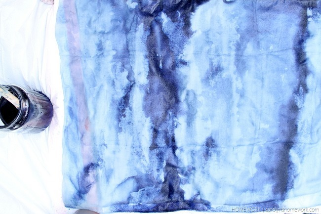 Tulip Tie Dye Watercolor Scarves via homework - carolynshomework (3)