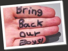Bring Back Our Boys(Fingers)