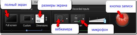 программа для записи видеоуроков