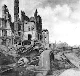 Trümmer Berlin nach 1945