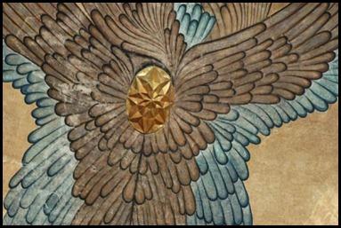 Seraphim from Haggai Sophia