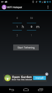 WiFi Hotspot - screenshot thumbnail