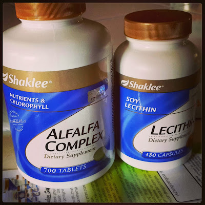 set slimming shaklee murah