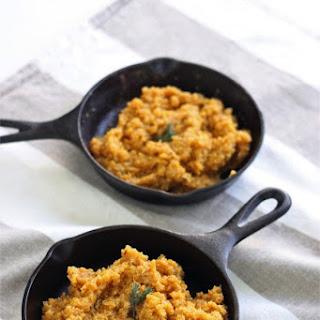 Pumpkin-herb Quinoa