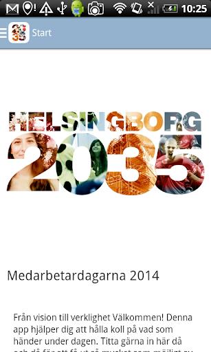 Medarbetardagarna Helsingborg