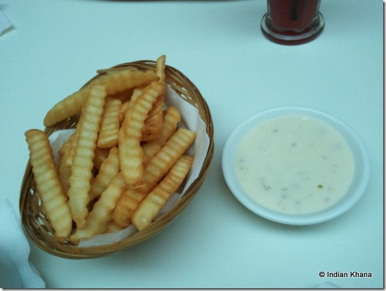 Secret Recipe Review french fries