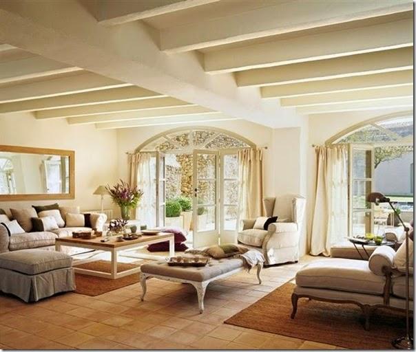 Casa colonica ristrutturata in spagna case e interni for Casa interni