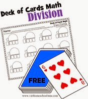 deck of cards - division