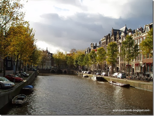 Amsterdam. Canales - PB090590