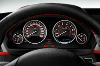 New BMW 3 Series: Instruments Sport Line (10/2011)