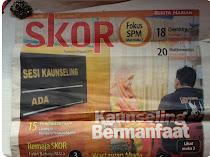 UBK: SKOR Berita Harian 2011