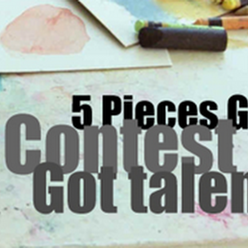 5 Pieces Gallery Art Contest on Facebook -Tips
