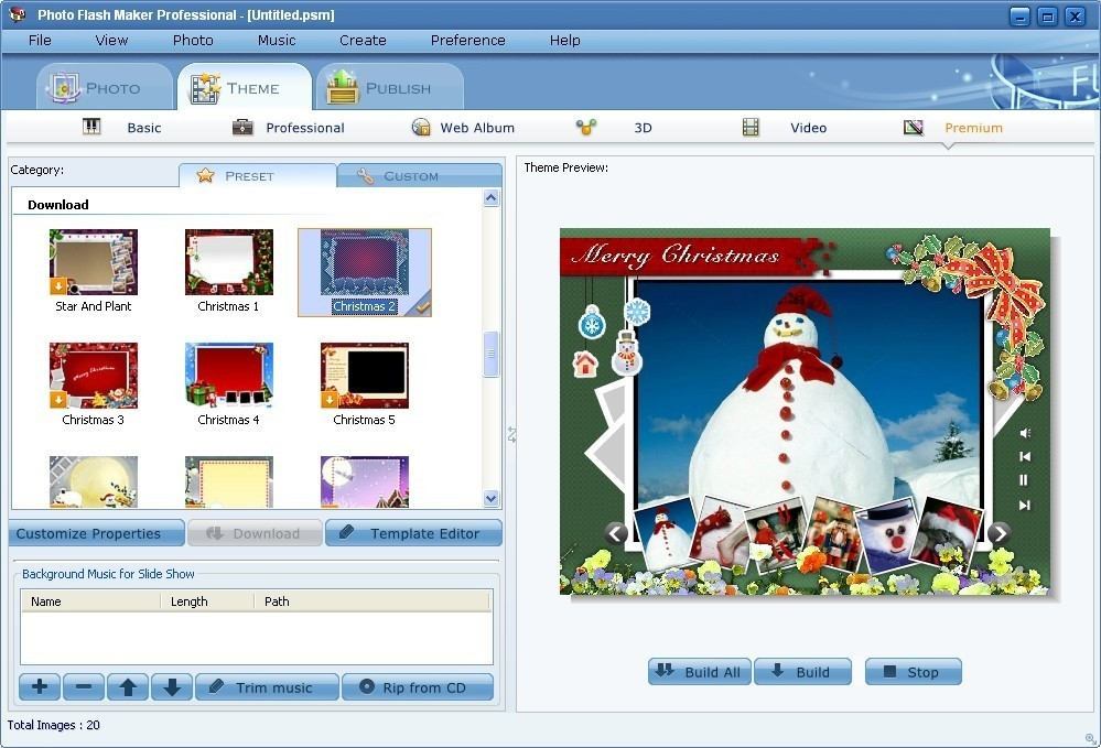 AnvSoft Photo Slideshow Maker Professional & Platinum v5.57 Full