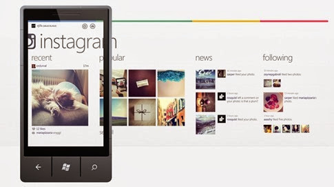 Descargar Instagram gratis para Windows Phone