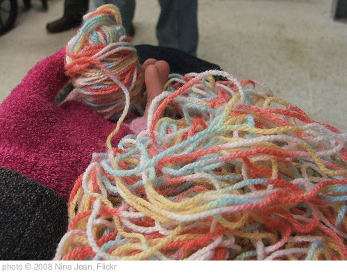 Untangling the Knots: Of Yarns and Stories