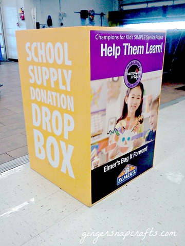 champions for kids drop box