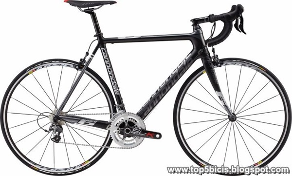 Cannondale SUPERSIX 3 ULTEGRA 2013 (1)