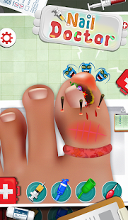 Nail Doctor - Kids Games - screenshot thumbnail