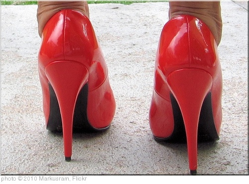 'High heels' photo (c) 2010, Markusram - license: http://creativecommons.org/licenses/by-nd/2.0/