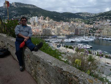 Obiective turistice Monaco - panorama