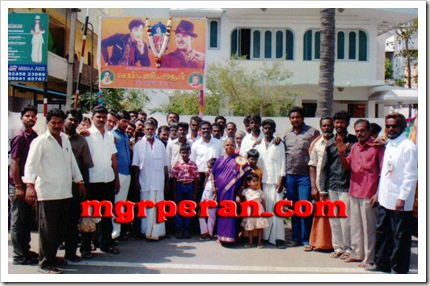 MGR fans in Kovai-2