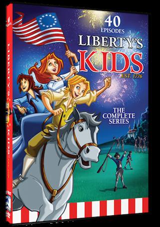Libertys Kids Cover Art