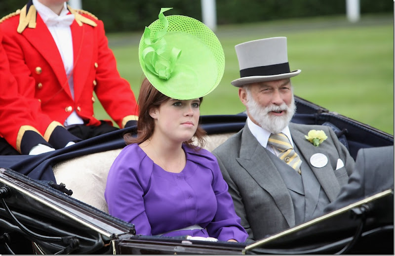 Prince Michael Kent Royal Ascot 2009 Ladies JiLxGG5DZCmx