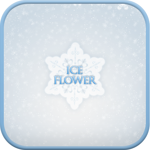 Ice Flower go locker theme