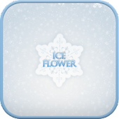 Ice Flower go locker theme