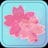Sakura Livewallpaper