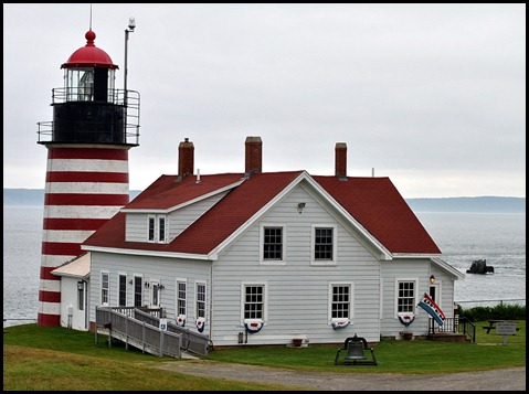 01a - West Quoddy Head Lighthouse