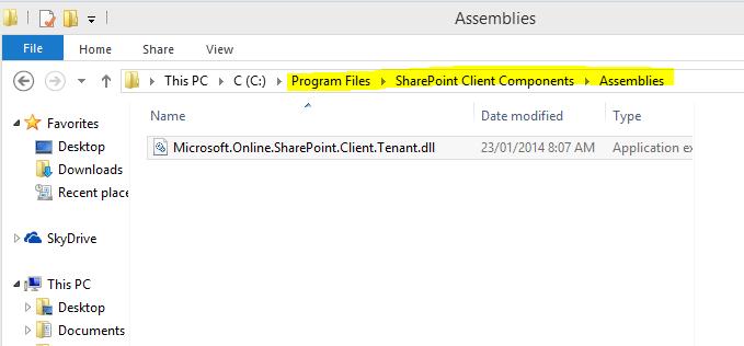 Microsoft developer network samples: office/sharepoint 2007 file.