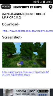 Maps - Minecraft PE- screenshot thumbnail