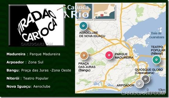 local palcos viradao carioca 2013