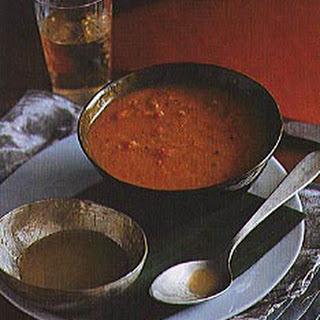 Tomato Dal Soup