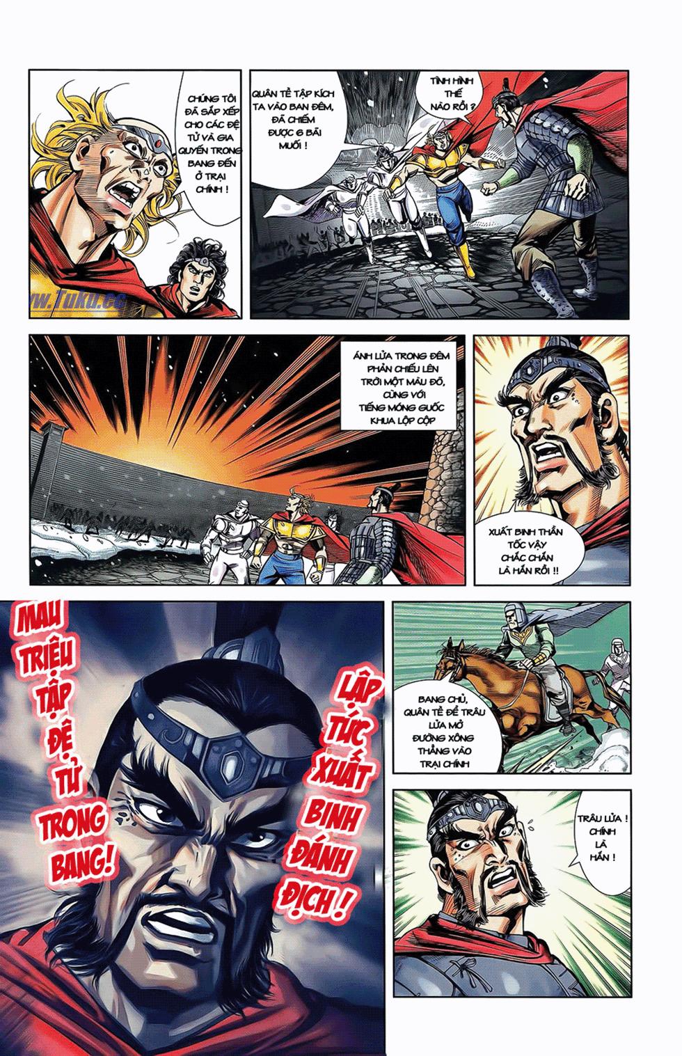 Tần Vương Doanh Chính chapter 8 trang 29