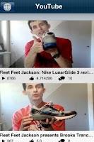 Screenshot of Fleet Feet Sports