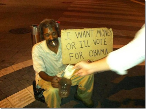 Money or Obama