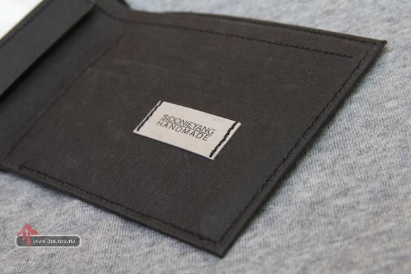 超薄短皮夾