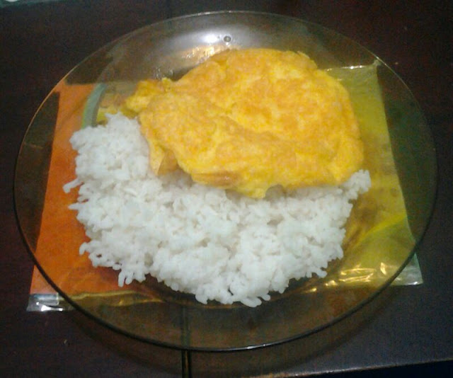 Image result for nasi lauk telur